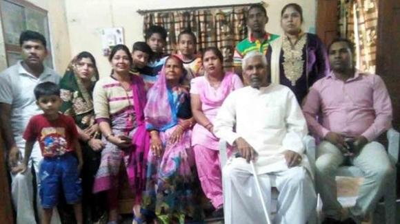 Ram Nath Kovind Daughter