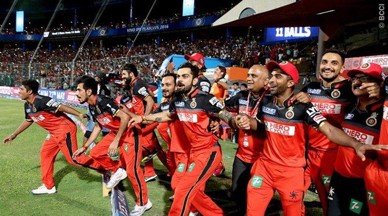 RCB IPL Finals 2016