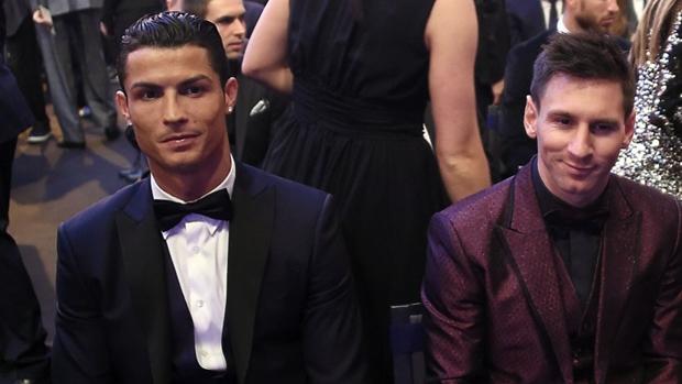 Ronaldo Messi Salary 2016
