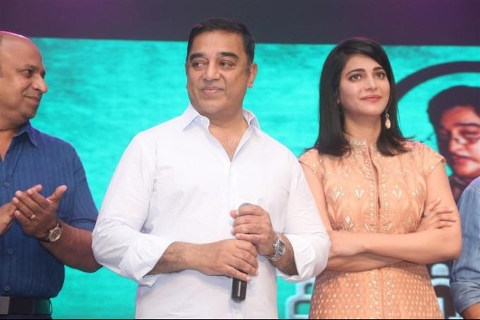 Sabash Naidu Heroine Shruti Haasan