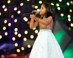 Sajani Super Singer Wild Card