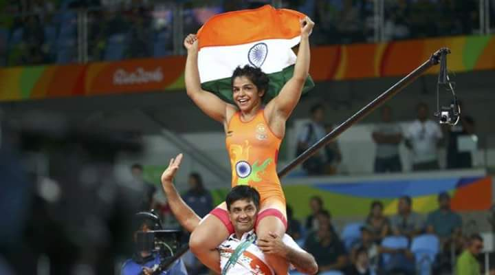 Sakshi Malik Height