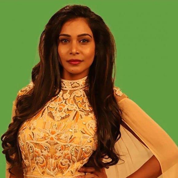 Sanjana Bigg Boss Telugu Vote