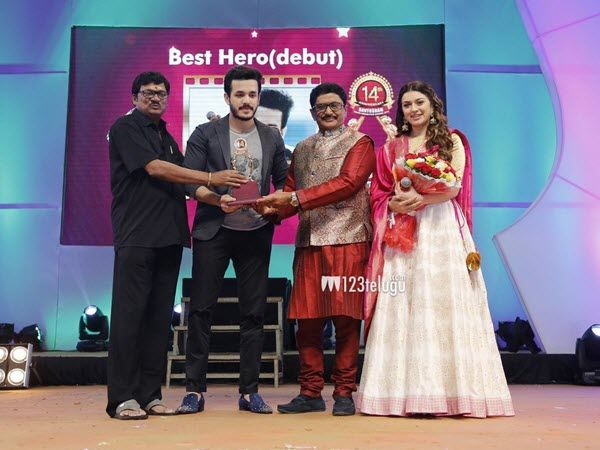 Santosham Awards 2016 Winners List
