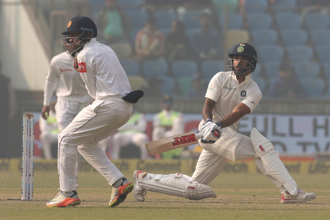 Cricket, India, Sri Lanka, Shikhar Dhawan, Suranga Lakmal