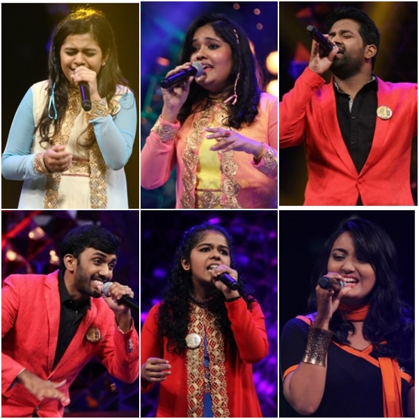 Super Singer, Super Singer Finalist, Super Singer 5th Finalist, Airtel Super Singer 5th finalist, Vijay TV, Lakshmi Priya
