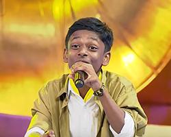 Super Singer Bavin