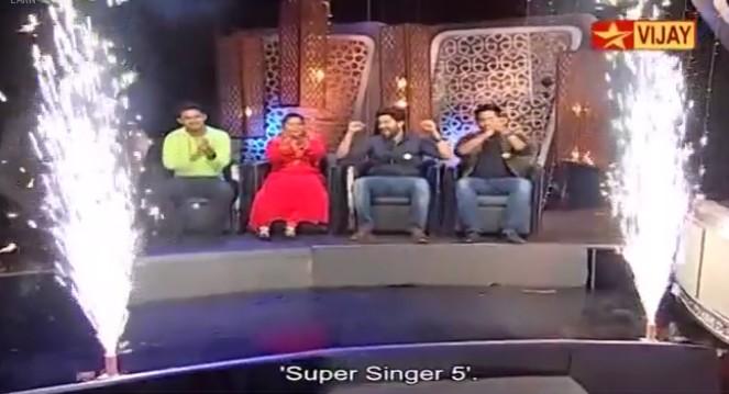 Anand Aravindakshan, Anand Aravindakshan super singer, Super Singer, Anand Aravindakshan Super Singer Finals, Super Singer Finalist