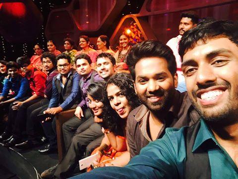 Super Singer 5 Wildcard Contestants, Super Singer 5 Wildcard round, Airtel Super Singer, Vijay TV, Wildcard Round contestants, Anand Aravindakshan, Arjun Adapalli