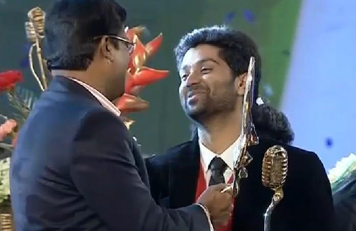Airtel Super Singer 5 Winner Anand Krishnan image-photo