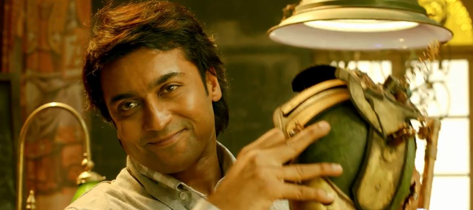 Suriya, 24, 24 Teaser Records, Suriya 24 Movie Recrod, Vikram Kumar, Samantha, AR Rahman, 24 Teaser
