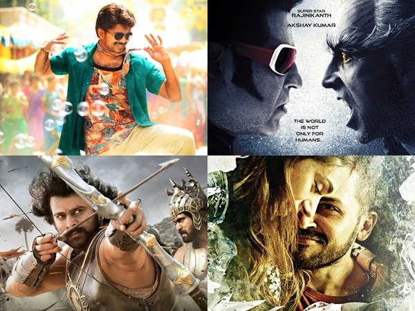 List Of Tamil Films Released