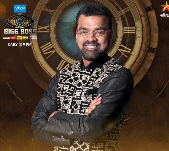 Thadi Balaji Bigg Boss