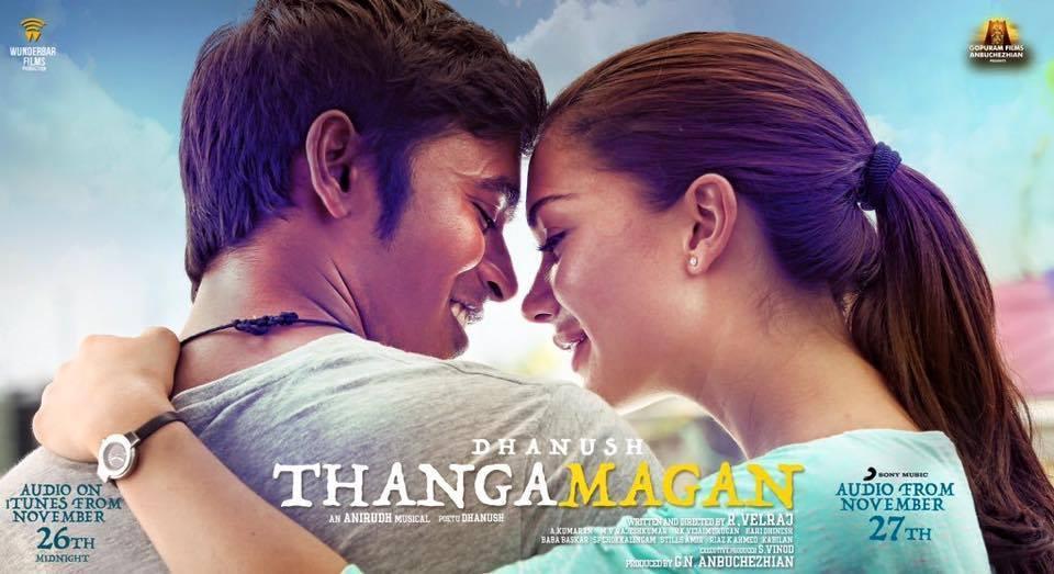Thangamagan, Dhanush, Box Office, Thangamagan Box Office Prediction