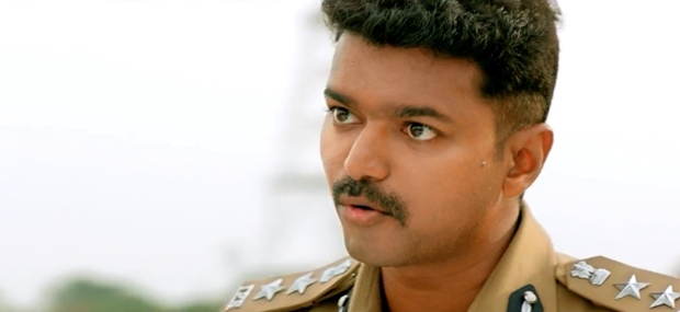 Theri Opening Weekend Overseas Box Office Collection Reports