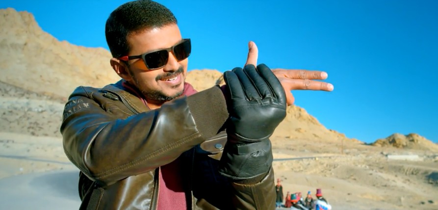 Theri, Theri Trailer, Atlee, Vijay, Theri Trailer Records, Theri Records, Samantha