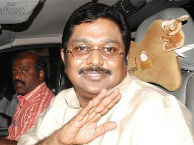 TTV Dhinakaran Biography