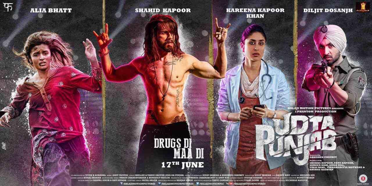 Udta Punjab Hit or Flop Movie Verdict