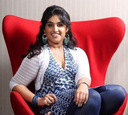 Vanitha Vijayakumar Bigg Boss Tamil