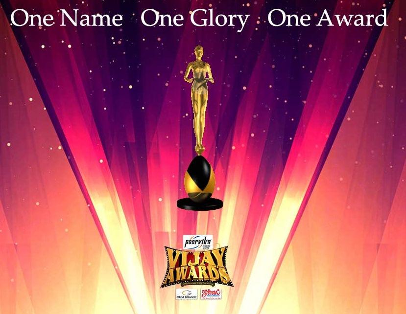 10th Annual Vijay Awards 2016 Date
