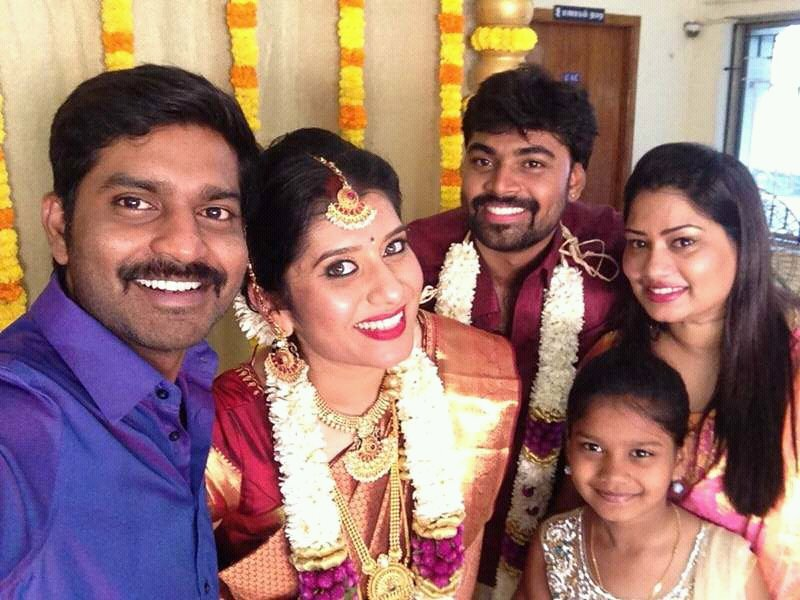 Priyanka married, Priyanka marriage, Priyanka married praveen, Priyanka marriage photos, Vijay TV Priyanka, Vijay TV