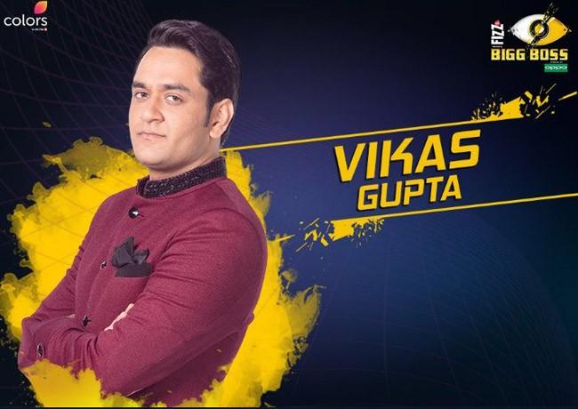 Vikas Gupta Bigg Boss