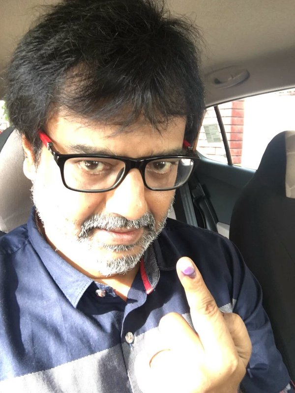 Tamil Nadu Election Voting Photos